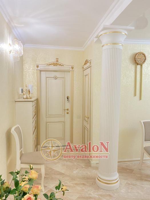 продажа трехкомнатной квартиры номер A-152778 в Суворовском районе, фото номер 27